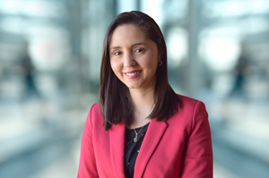 Leslie Ávila Tobar, Audit Manager